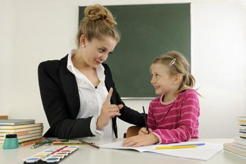 Verhaltensauffällige Kinder