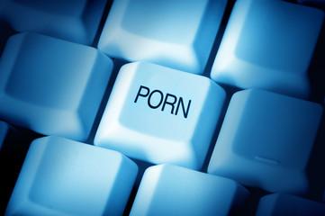 online porn concept
