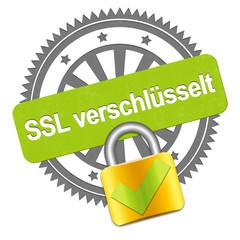 Stempel SSL - verschlüsselt