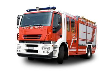 Fire engine - Autopompa Vigili del Fuoco
