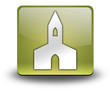 "Yellow 3D Effect Icon ""Chapel"""