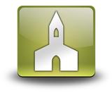 "Yellow 3D Effect Icon ""Chapel"""
