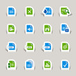 Papercut - File format icons