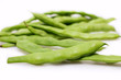 Fresh bean pods