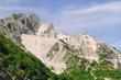 Carrara Marmor Steinbruch - Carrara  marble stone pit 24