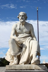 Statue of Thukydides