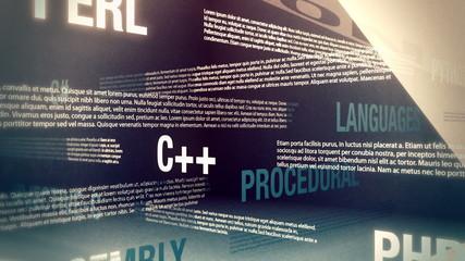 Programming Languages Related Words Loop