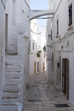 Fototapety Cisternino (Brindisi, Puglia, Italy) - Old town