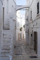 Cisternino (Brindisi, Puglia, Italy) - Old town