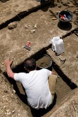 scavi quadrati