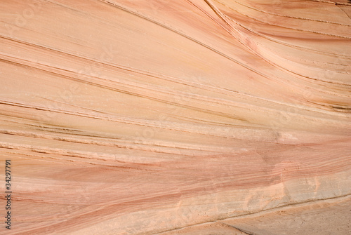 The Wave detail, Paria canyon, Arizona - 34297791