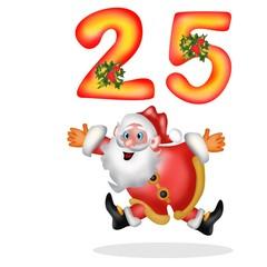25 natale