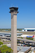 Airport Control Tower at Tampa