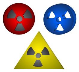 Señales radioactivas