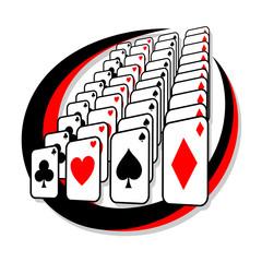 Emblema poker
