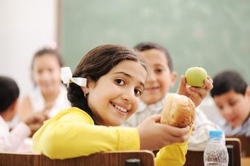 Snack in school