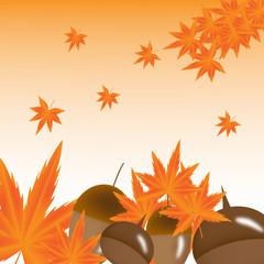 秋イメージバックグラウンド