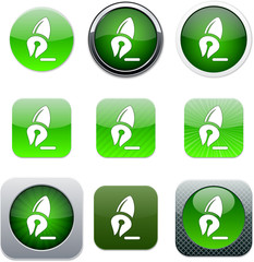 Pen green app icons.