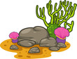 illustration coral vector file