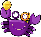 illustration  crab vector file
