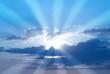 Beautiful blue sky - 34320132