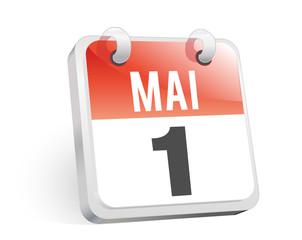 1. Mai, Kalender