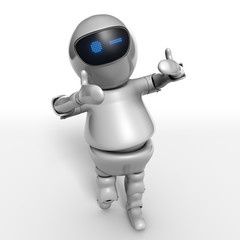 3D Roboter - Roby positiv !