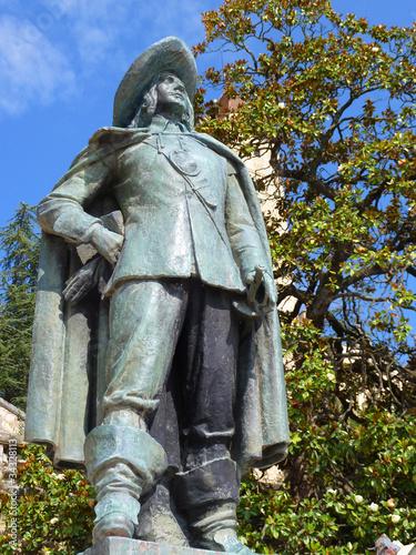 Papiers peints Statue Statue de d'Artagnan, Auch, Gers