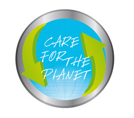 care for the planet