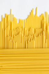 Italian Pasta with  row