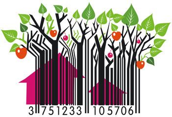 Countryside Barcode