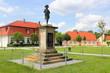 Friedrich II in Kloster Zinna