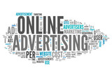 "Word Cloud ""Online Advertising"""