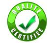 Label vert qualité certifiée