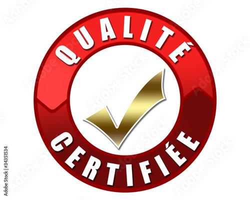"""Label rouge """"qualité certifiée"""""""
