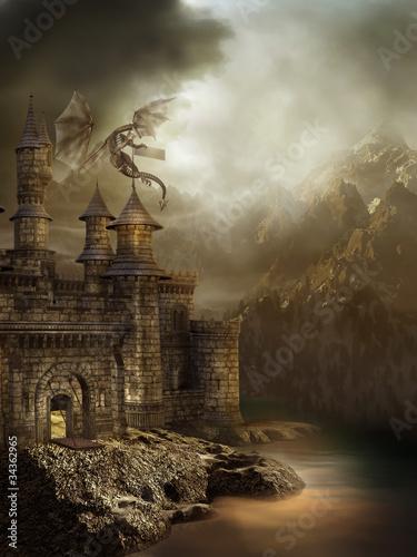 zamek-w-gorach