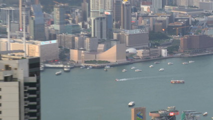 zoom hong kong victoria bay