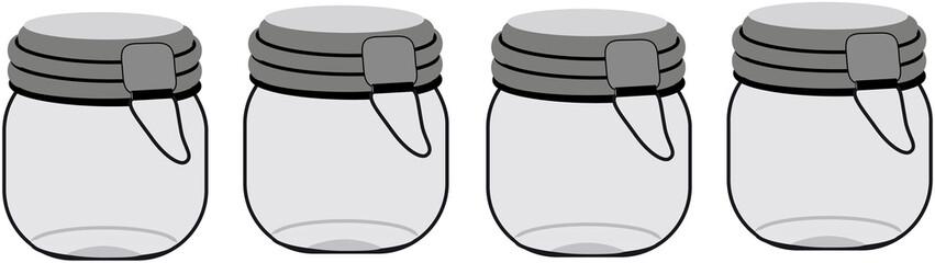 vasetto vetro