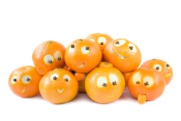 Lustige Clementinen