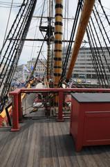 vieux trois-mats à Göteborg