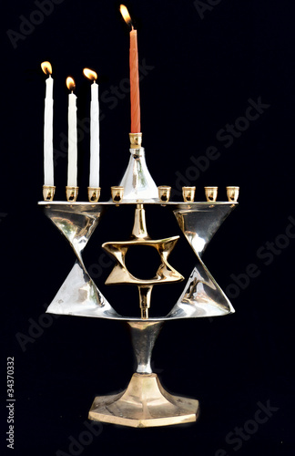 Hanukkah Jewish holiday