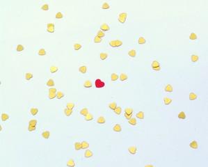 Single hearts