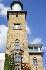 Rathaus-Turm in HAGEN / Westfalen