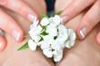 Blüte, Finger, Füsse