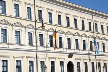 Bayerisches Staatsministerium der Finanzen in München