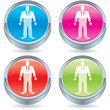 Business icon button-The Boss
