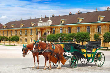 vintage chariot