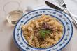 Pasta with tuna and anchovies - Pasta con tonno e acciughe