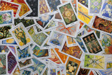 Spread tarot cards
