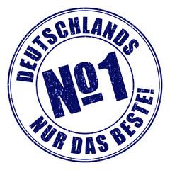deutschlands nummer 1